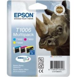 Epson T1006 Patron Multipack (Eredeti)