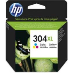 HP N9K07AE Patron Color No.304XL (Eredeti)