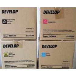 Develop ineo+3350 Toner BK TNP48K /Eredeti/