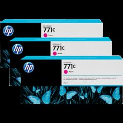 HP B6Y33A Patron Magenta 775ml No.771C (Eredeti)