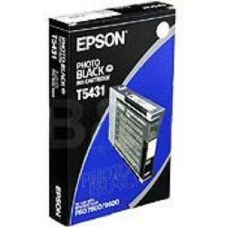 Epson T5431 Patron Black 110ml (Eredeti)