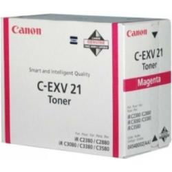 Canon C-EXV 21 Toner Magenta (Eredeti)