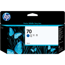 HP C9458A Patron Blue 130ml No.70 (Eredeti)