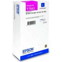 Epson T7563 Patron Magenta 1,5K (Eredeti)