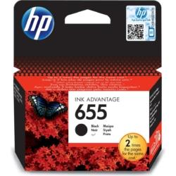 HP CZ109AE Patron Black No.655 (Eredeti)