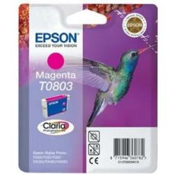 Epson T0803 Patron Magenta 7,4ml (Eredeti)