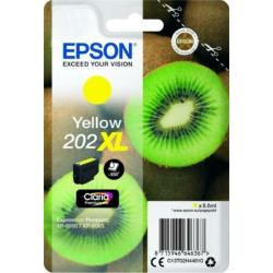 Epson T02H4 Patron Yellow 8,5ml XL (Eredeti)