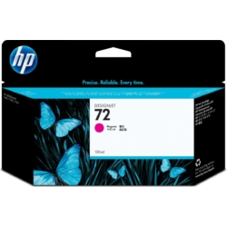 HP C9372 Patron Magenta 130ml No.72 (Eredeti)