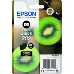Epson T02F1 Patron Photo Black 4,1ml (Eredeti)
