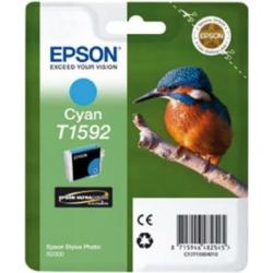 Epson T1592 Patron Cyan 17ml (Eredeti)