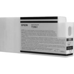 Epson T5961 Patron Photo Black 350ml (Eredeti)