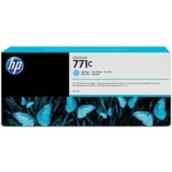 HP B6Y12A Patron Li Cyan 775ml No.771 (Eredeti)