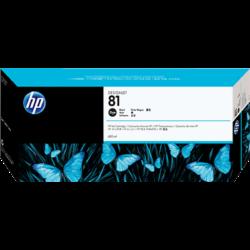 HP C4930A Patron Black 680ml No.81 (Eredeti)