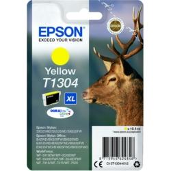 Epson T1304 Patron Yellow 10,1ml (Eredeti)