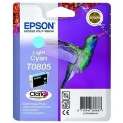 Epson T0805 Patron Light Cyan 7,4ml (Eredeti)