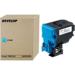 Develop ineo+35 Toner Cyan TNP22C /Eredeti/