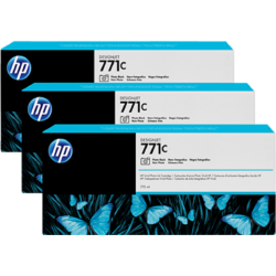 HP B6Y37A Patron PhBlack 775ml No.711C (Eredeti)