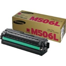 Samsung CLP 680B Magenta Toner 3,5k  CLT-M506L/ELS (SU305A) (Eredeti)