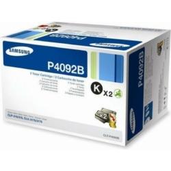 Samsung CLP 310 Black Toner DUPLA  CLT-P4092B/ELS (SU391A) (Eredeti)