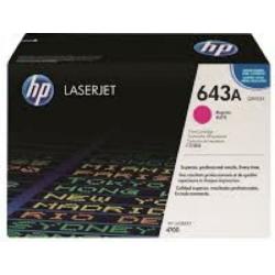 HP Q5953A Toner Magenta 10k No.643A (Eredeti)