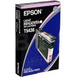 Epson T5436 Patron Light Magenta 110ml (Eredeti)