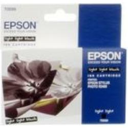 Epson T0599 Patron Light Light Black 13ml (Eredeti)
