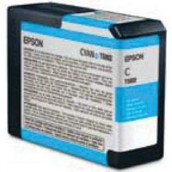 Epson T5802 Patron Photo Cyan 80ml (Eredeti)
