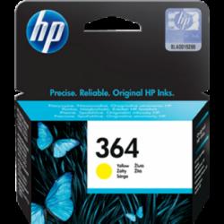 HP CB320EE Patron Yellow No.364 (Eredeti)