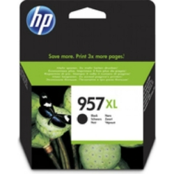 HP L0R40AE Patron Black No.957XL (Eredeti)