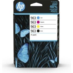 HP 6ZC70AE Patron 4Pack No.963 (Eredeti)
