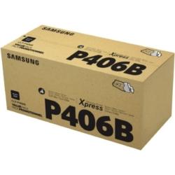 Samsung CLP 365 Black Toner DUPLA  CLT-P406B/ELS (SU374A) (Eredeti)