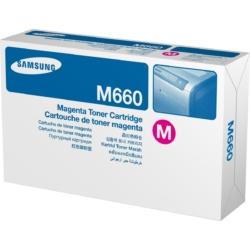 Samsung CLP 610/660A Magenta Toner 2,5k CLP-M660A/ELS (ST919A) (Eredeti)