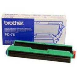 Brother PC75 Kazetta + fólia (Eredeti)