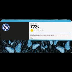 HP C1Q40A Patron Yellow 775ml No.773C (Eredeti)