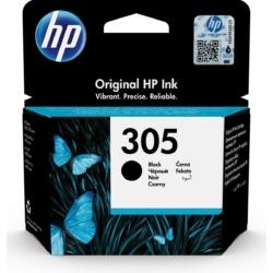 HP 3YM61AE Patron Black No.305 (Eredeti)