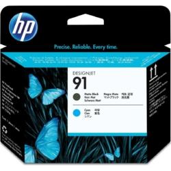 HP C9460A P.head M.Bk&Cyan No.91 (Eredeti)