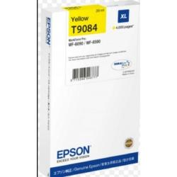 Epson T9084 Patron Yellow 4K (Eredeti)