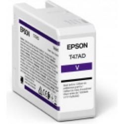Epson T47AD Patron Violet 50ml (Eredeti)