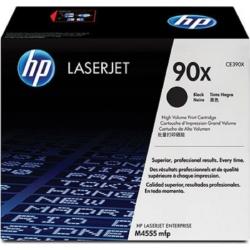 HP CE390X Toner Black 24k No.90X (Eredeti)