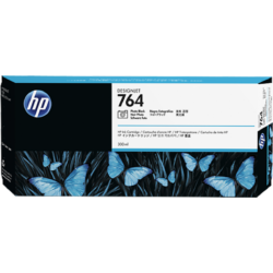 HP C1Q17A Patron Photo Black 300ml No.764 (Eredeti)