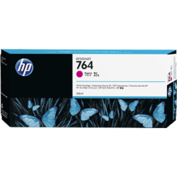 HP C1Q14A Patron Magenta 300ml No.764 (Eredeti)