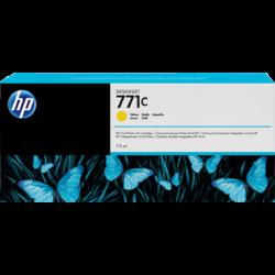 HP B6Y10A Patron Yellow 775ml No.771 (Eredeti)