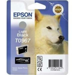 Epson T0967 Patron Light Black 11,4ml (Eredeti)