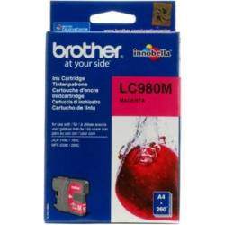 Brother LC980M tintapatron (Eredeti)