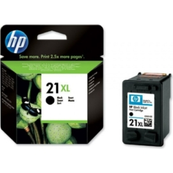 HP C9351CE Patron Black No.21XL (Eredeti)
