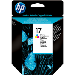 HP C6625A Patron Color No.17 (Eredeti)