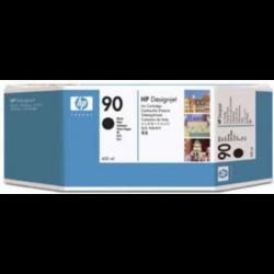 HP C5058A Patron Bk 400ml No.90 (Eredeti)