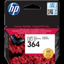 HP CB317EE Patron Ph.Black No.364 (Eredeti)