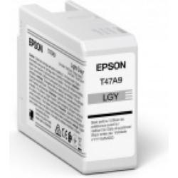Epson T47A9 Patron Light Gray 50ml (Eredeti)