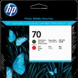 HP C9409A P.head M.Bk/Red No.70 (Eredeti)